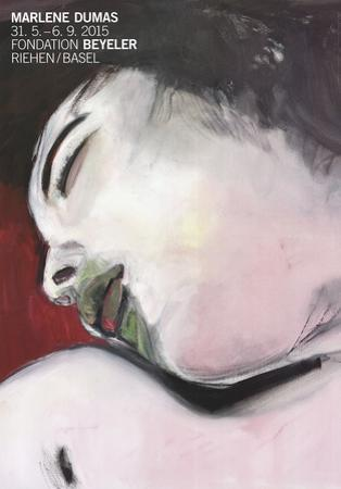 Broken White by Marlene Dumas