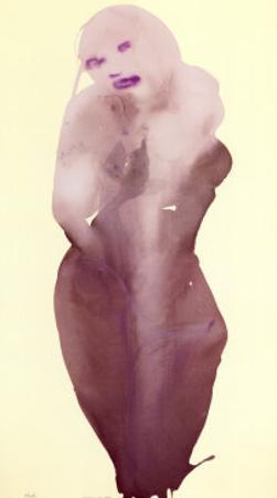 West, c.1997 by Marlene Dumas