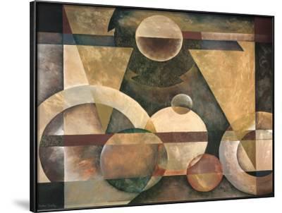Levitating Sphere by Marlene Healey