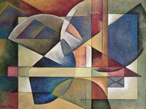 Unfolded Spheres by Marlene Healey