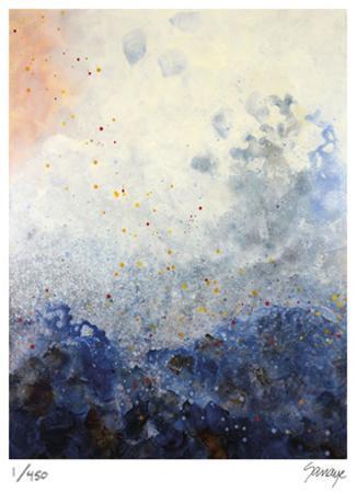 Sun Shower by Marlene Sanaye