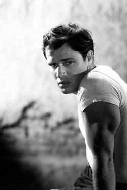 "Marlon Brando. ""A Streetcar Named Desire"" 1951, Directed by Elia Kazan"