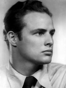 Marlon Brando in the 1940s