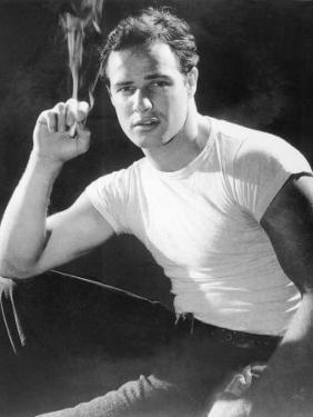 Marlon Brando, Portrait from a Streetcar Named Desire, 1951