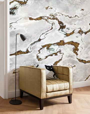 Marmoro Wall Mural. Wallpaper Mural Part 79