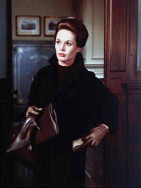 MARNIE, 1964 directed by ALFRED HITCHCOCK Tippi Hedren (photo)