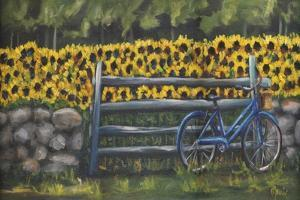 Resting At Buttonwoods by Marnie Bourque