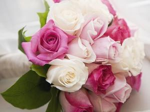 Bouquet of Roses by Marnie Burkhart