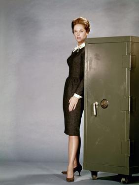 """""""MARNIE"""" by AlfredHitchcock with Tippi Hedren, 1966 (photo)"""