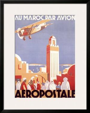Marocco via Aeropostale Airline