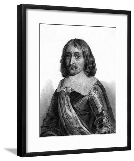Marquis de Senneterre--Framed Giclee Print