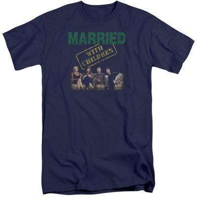 Married With Children- Vintage Bundy Couch Time (Big & Tall)