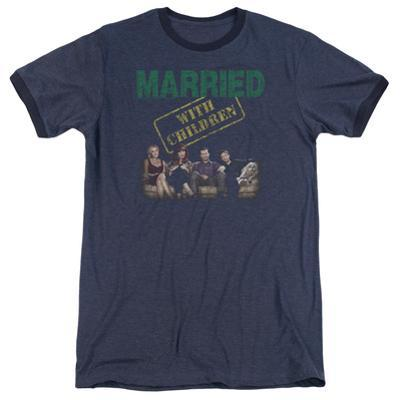 Married With Children- Vintage Bundy Couch Time Ringer