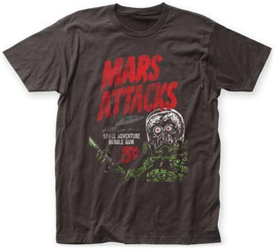 Mars Attacks- Space Adventure Bubble Gum