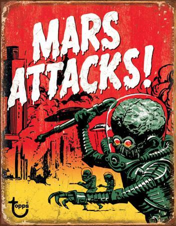 Mars Attacks