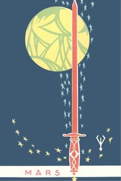 Mars: Planet, Sword and Stars