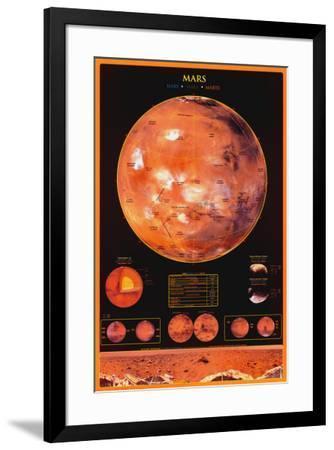Mars--Framed Poster
