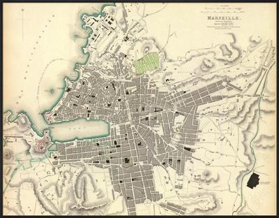 Marseille, France, c.1840