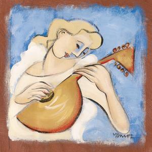 Angels in Harmony I by Marsha Hammel