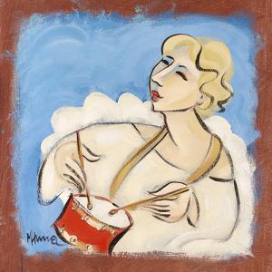 Angels in Harmony IV by Marsha Hammel