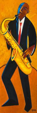 Bourbon Street Sax by Marsha Hammel