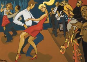 Clubbing by Marsha Hammel
