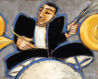 Drums by Marsha Hammel