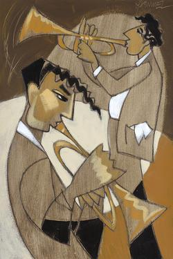 Hot Brass Duo! by Marsha Hammel