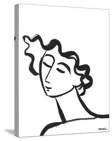 Linear Portrait - Daydreams