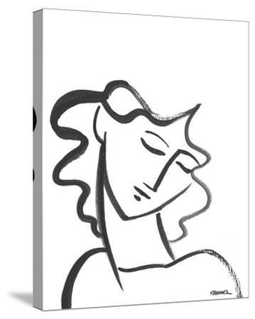 Linear Portrait - Reflection