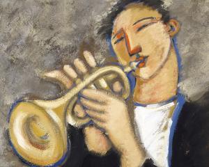 Trumpet by Marsha Hammel