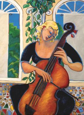 Yellow Cello by Marsha Hammel