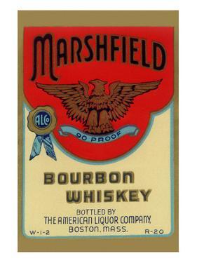 Marshfield Bourbon Whiskey