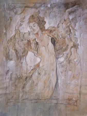 Fairy Leaf by Marta Gottfried