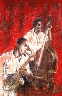Jazz III by Marta Gottfried