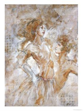 Lovers III by Marta Gottfried