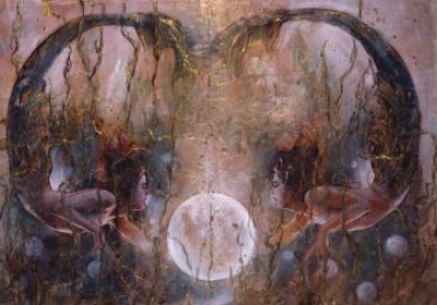 Mermaids by Marta Gottfried