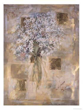 White Flowers by Marta Gottfried
