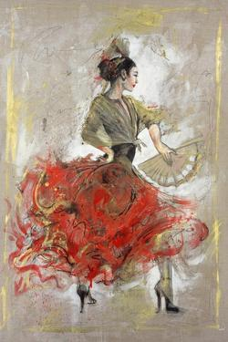 Flamenco II by Marta Wiley