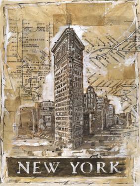 New York by Marta Wiley
