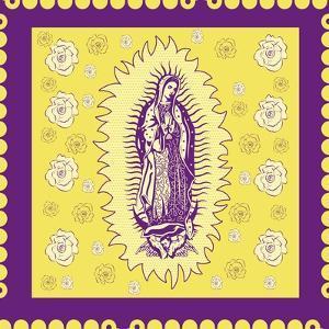Purple Mary by Marta Wiley