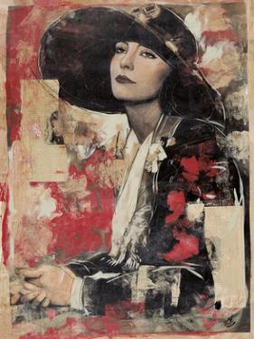 Vintage Goddess II by Marta Wiley