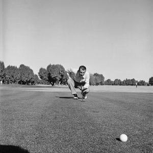 Golf Pro Ben Hogan by Martha Holmes