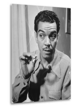 Mexican Actor Cantinflas by Martha Holmes