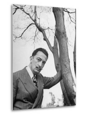 Surrealist Artist Salvador Dali by Martha Holmes
