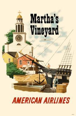 Marthas Vineyard American Airlines