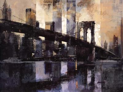 Brooklyn Bridge by Marti Bofarull