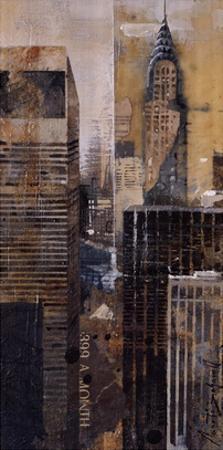 Chrysler Building by Marti Bofarull