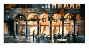 Grand Cafe by Marti Bofarull
