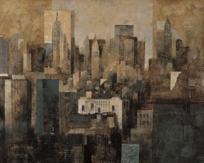 Manhattan and Black Structures by Marti Bofarull